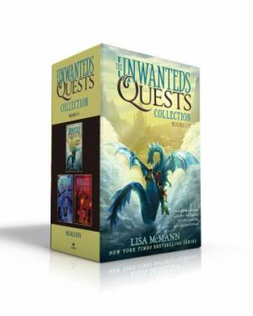 Unwanteds Quests Collection Books 1-3