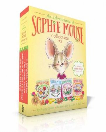 Adventures Of Sophie Mouse Collection 02 by Poppy Green