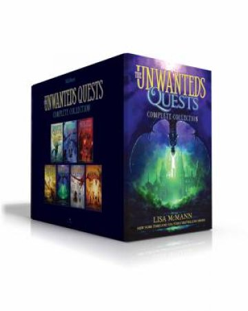 The Unwanteds Quests Complete Collection