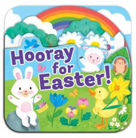 Hooray For Easter! by Cindy Jin