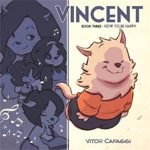 Vincent Book Three by Vitor Cafaggi