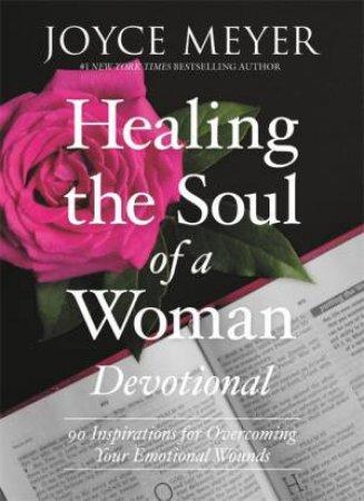 Healing The Soul Of A Woman Devotional (Devotional)