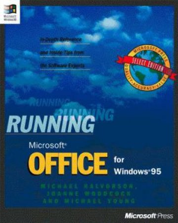Running Microsoft Office For Windows 95 by Michael Halvorson