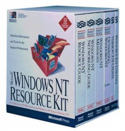Microsoft Windows NT 3.51 Resource Kit by Various