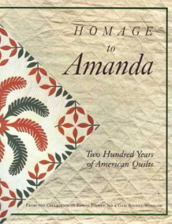 Homage To Amanda by Edwin Binney & Gail Binney-Winslow
