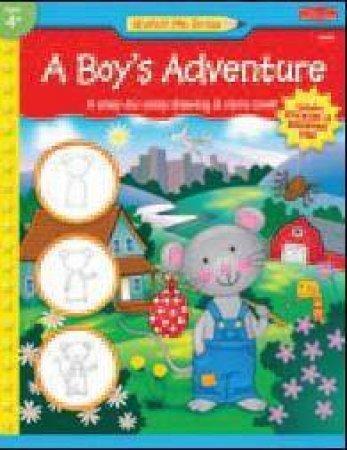 A Boy's Adventure by Jenna Winterberg