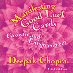 Manifesting Good Luck Cards: Growth And Enlightenment