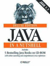Java in a Nutshell Deluxe Edition BkCD