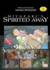 Spirited Away Film Comic 01