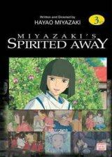 Spirited Away Film Comic 03