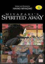 Spirited Away Film Comic 04