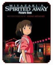 Miyazakis Spirited Away Picture Book