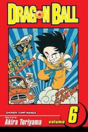 Dragon Ball 06 by Akira Toriyama