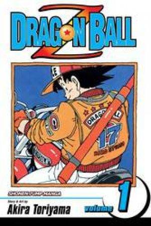 Dragon Ball Z 01 by Akira Toriyama