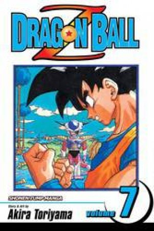 Dragon Ball Z 07 by Akira Toriyama