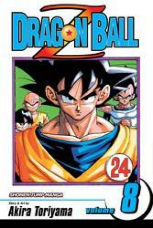 Dragon Ball Z 08 by Akira Toriyama