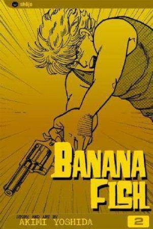 Banana Fish, Vol. 2 by Akimi Yoshida