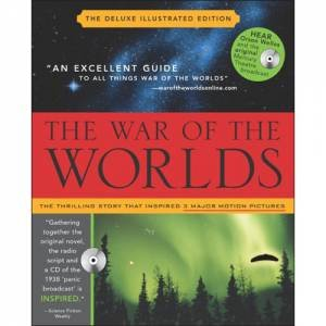 The War of the Worlds With Audio CD by Various