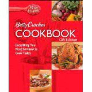 Betty Crocker Cookbook: Gift Edition by Betty Crocker