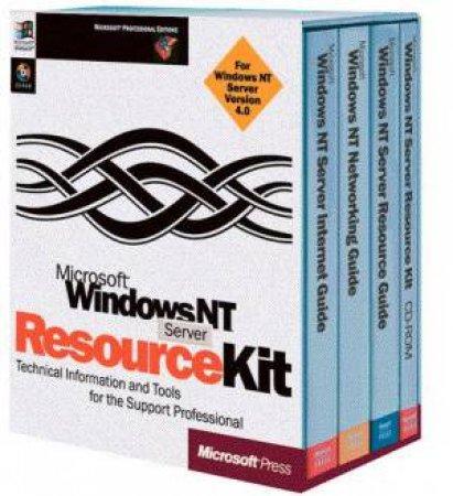 Microsoft Windows NT Server Resource Kit Version 4.0 by Various