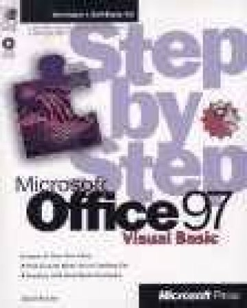 Microsoft Office 97/Visual Basic Step By Step (Bk/Cd) by David Boctor