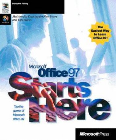Microsoft Office 97 Starts Here by Various