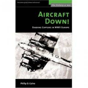 Aircraft Down  by Philip Caine