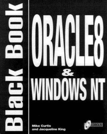 Oracle8 Black Book by Michael R Ault