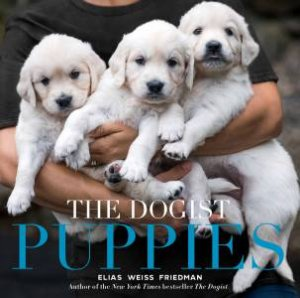 The Dogist Puppies by Elias Friedman