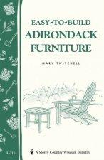 EasytoBuild Adirondack Furniture Storeys Country Wisdom Bulletin  A216