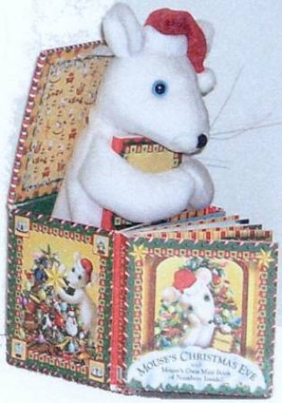 Mouse's Christmas Eve - Book & Plush Toy by Various