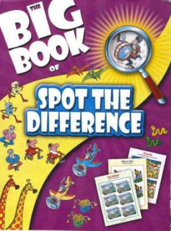 The Big Book Of Spot The Difference