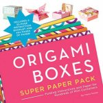 Origami Boxes Super Paper Pack