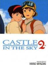 Castle In The Sky Film Comic 02