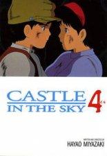 Castle In The Sky Film Comic 04