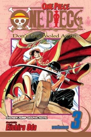 One Piece 03 by Eiichiro Oda