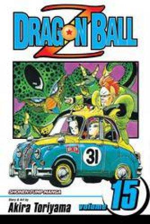 Dragon Ball Z 15 by Akira Toriyama