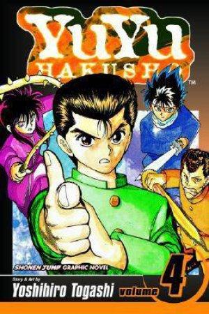 YuYu Hakusho 04 by Yoshihiro Togashi