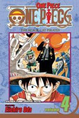 One Piece 04 by Eiichiro Oda