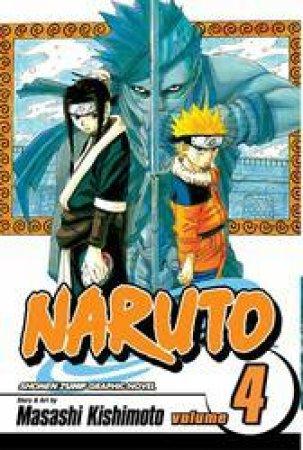 Naruto 04 by Masashi Kishimoto