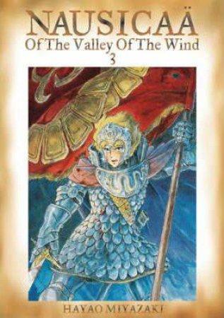Nausicaa Of The Valley Of The Wind 03 by Hayao Miyazaki