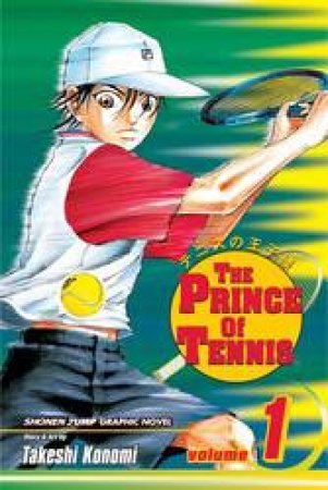 The Prince Of Tennis 01 by Takeshi Konomi