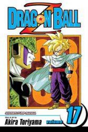 Dragon Ball Z 17 by Akira Toriyama