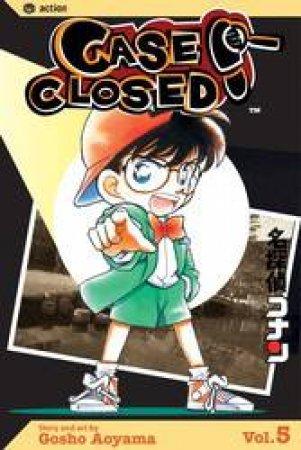 Case Closed 05 by Gosho Aoyama