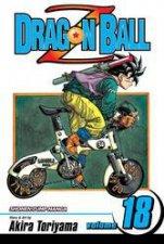 Dragon Ball Z 18