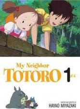 My Neighbor Totoro Film Comic 01