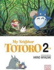 My Neighbor Totoro Film Comic 02