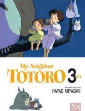 My Neighbor Totoro Film Comic 03