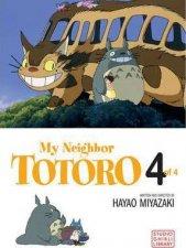 My Neighbor Totoro Film Comic 04