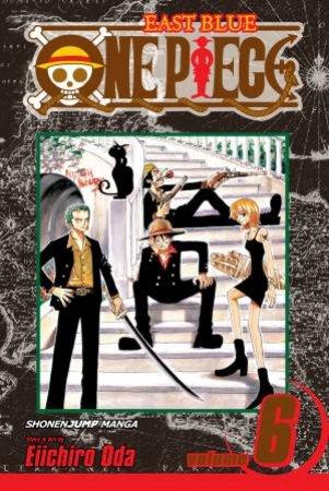 One Piece 06 by Eiichiro Oda